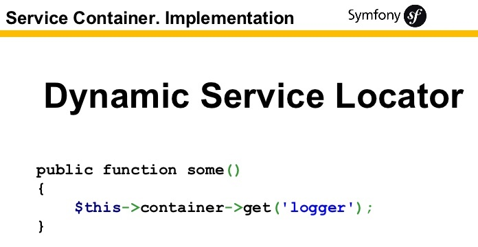 How to create a php service for symfony 2 & 3 with entity manager and service container