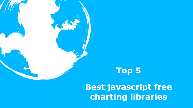Top 5 : Best javascript free charting libraries