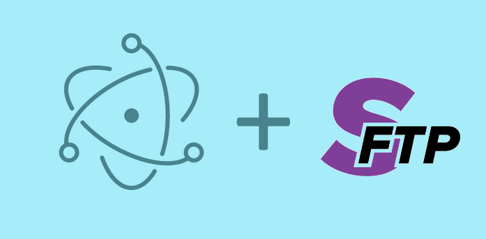 How to create a sftp client with node.js (SSH2) in Electron Framework