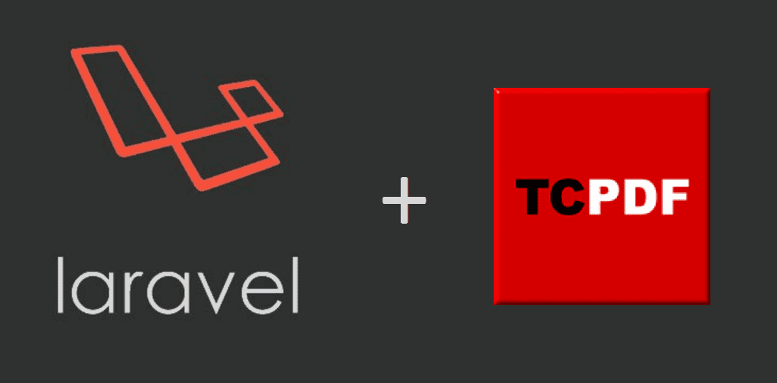How to generate a PDF from html with TCPDF in laravel