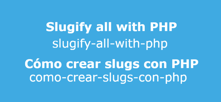 Creating URL slugs properly in PHP (including
