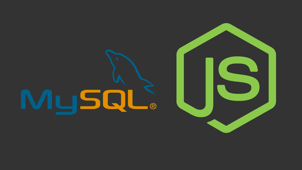 How to connect to a MySQL database with Node.js