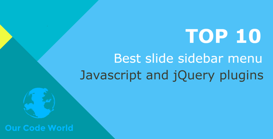 Top 10 best slide sidebar menu drawer javascript and jquery top 10 best slide sidebar menu drawer javascript and jquery plugins malvernweather Choice Image
