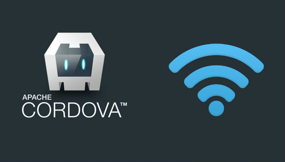 How to retrieve network (internet connection) information in a Cordova application