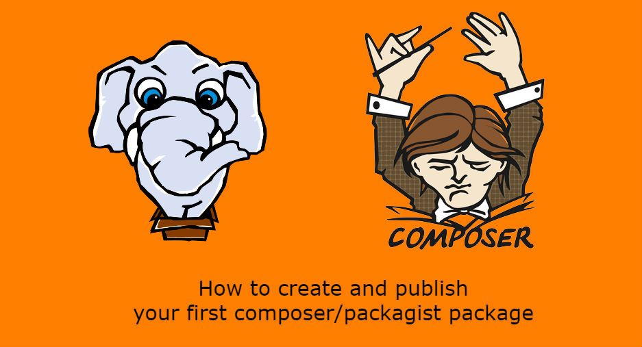 How to create with Github your first PSR-4 composer/packagist package and publish it in Packagist
