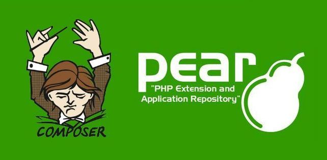 How to require a PEAR package with Composer