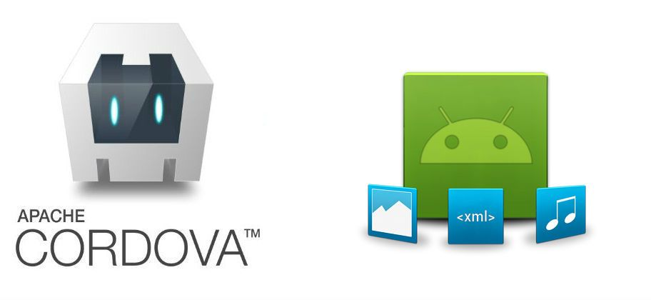 How to add and retrieve a resource (string) in a Cordova