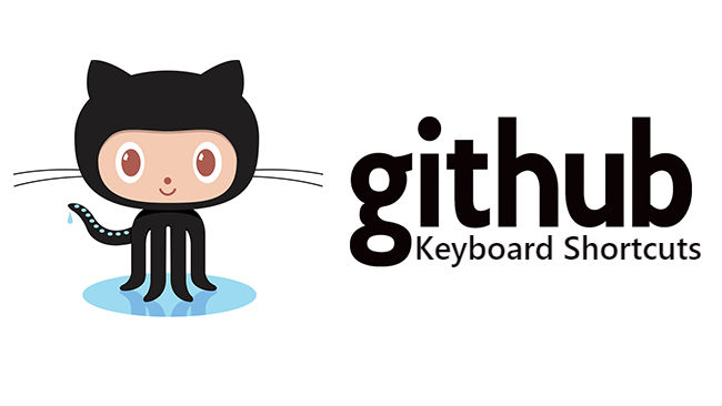 Keyboard shortcuts for Github that you probably didn't know existed