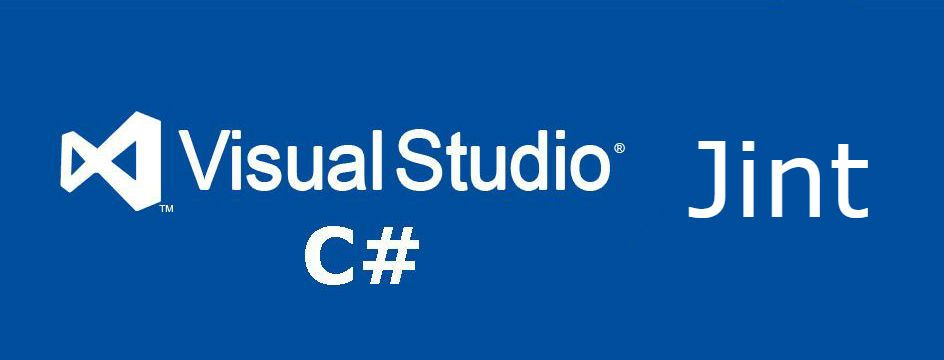 How to implement Jint (a JavaScript interpreter) within a WinForms application in C#