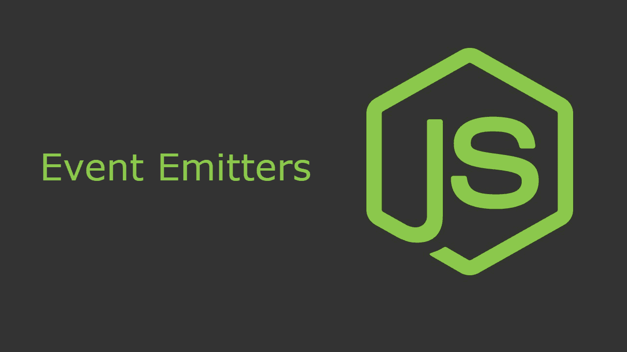 How to use Event Emitters with ES5 and ES6 in Node.js easily