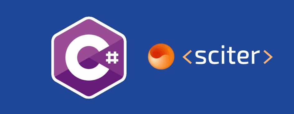How to implement Sciter (lightweight HTML and CSS UI Engine) in your WinForms application with C#