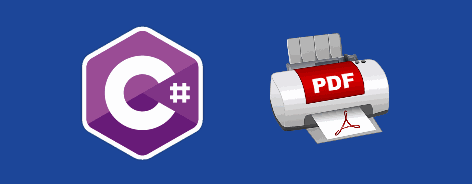 How to print a PDF from your Winforms application in C# | Our Code World