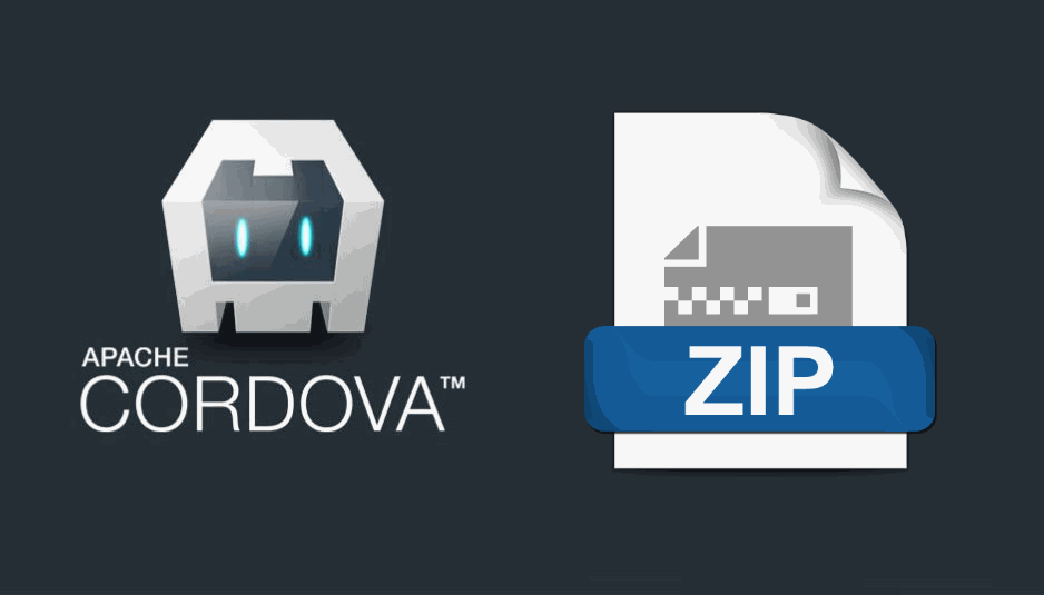 How to unzip (decompress) zip files in Cordova