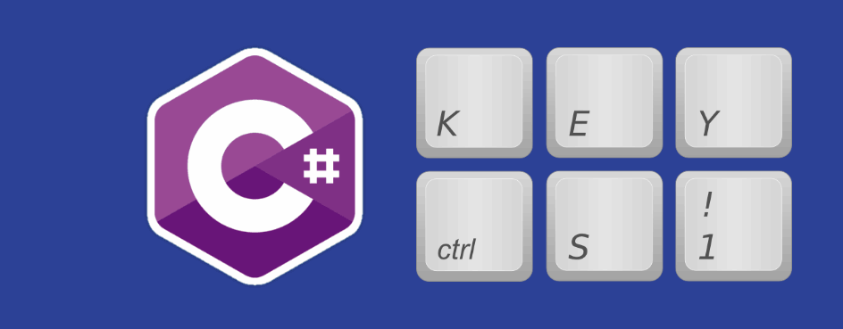 Simulating keypress in the right way using InputSimulator with C# in