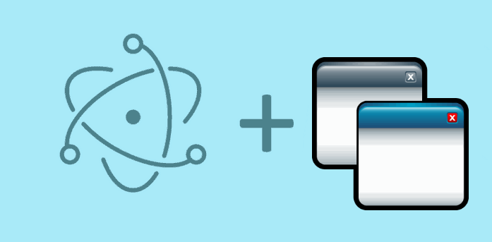 How to send information from one window to another in Electron Framework