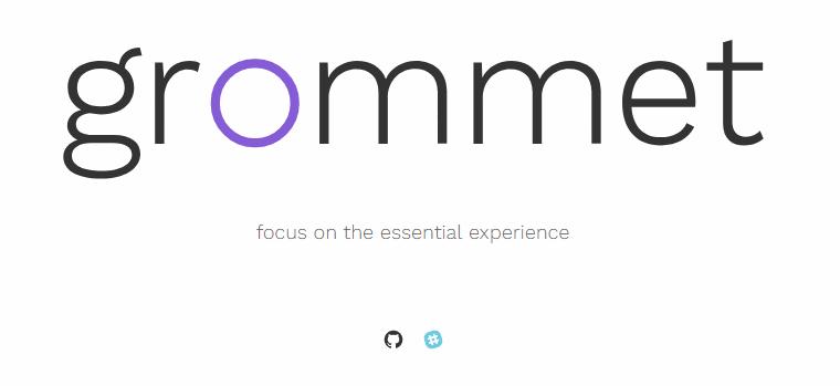 Grommet: A design system made for ReactJS