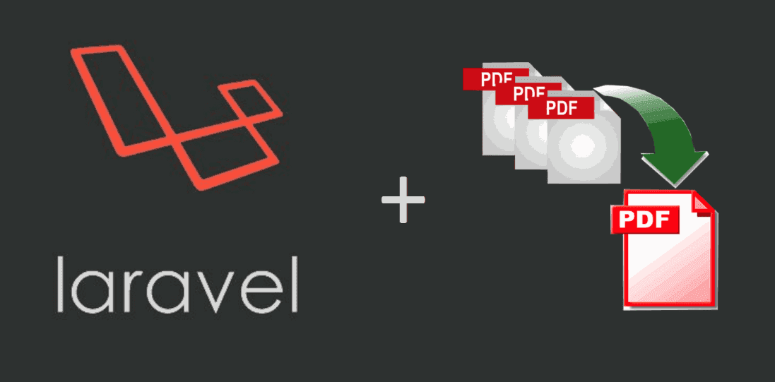 How to merge multiple PDFs in Laravel | Our Code World