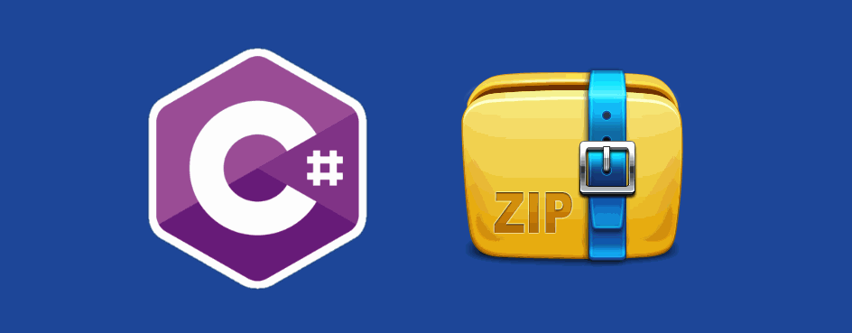 How to create and extract zip files (compress and decompress