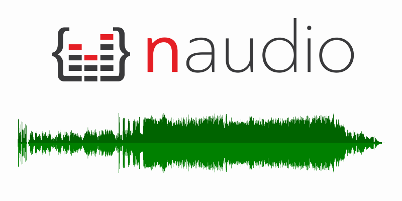 How to render an Audio Wave Image from a MP3 audio file with NAudio in C# WinForms