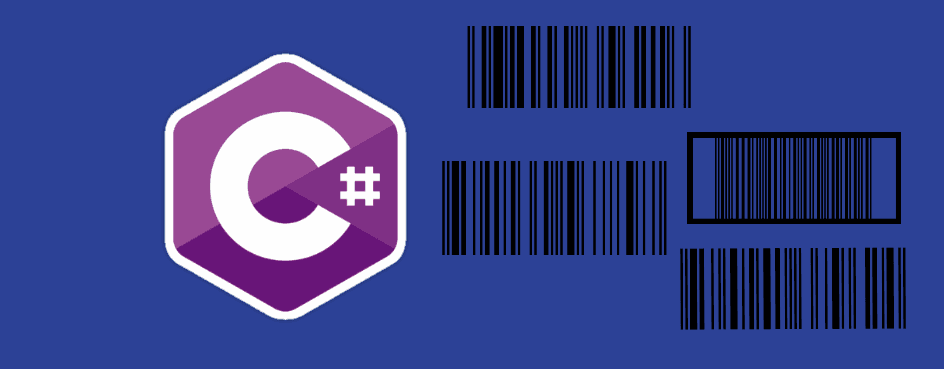 How to create barcode images from a string with different