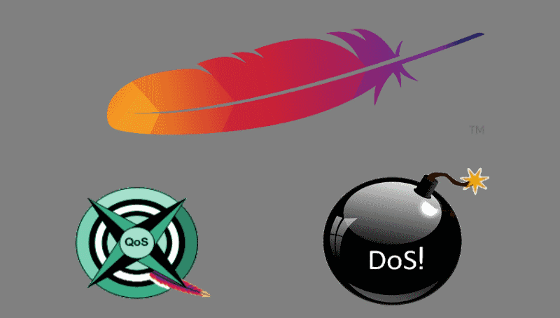 How to protect your Apache server from DoS attacks (denial-of-service) using the quality of service (QoS) module on Ubuntu 16.04