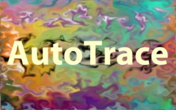 How to use and build autotrace from source in Ubuntu 18.04