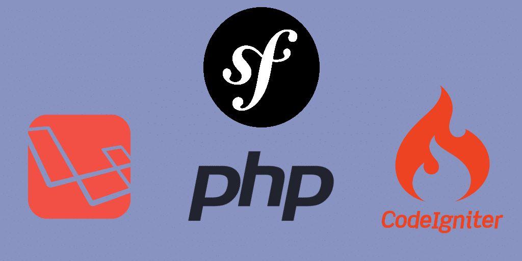 Which PHP Framework to Choose: Laravel vs CodeIgniter vs Symfony