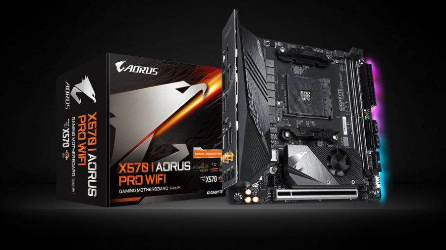 How to enable AMD Virtualization on the Aorus X570 Motherboard