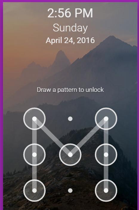 Draw a pattern to unlock jQuery