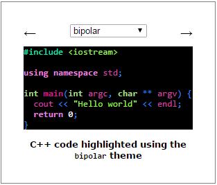 Top 5 : Best code syntax highlighter javascript plugins