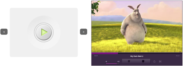 Top 7 : Best HTML5 media player javascript plugins | Our