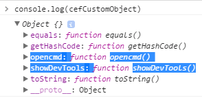 Javascript Object registered with C#