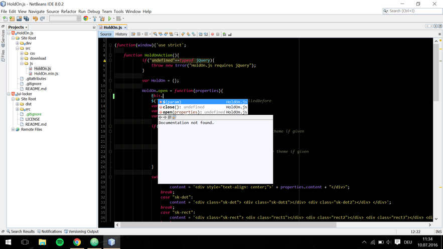 Top 7 : Best free web development IDE for JavaScript, HTML