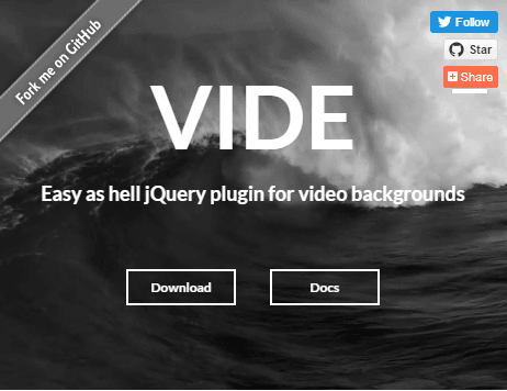 Top 5: Best javascript video background plugins   Our Code World