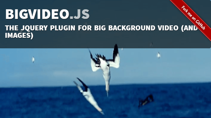 Top 5: Best javascript video background plugins | Our Code World