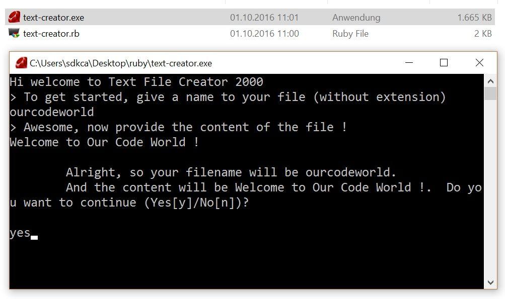 Script Ruby