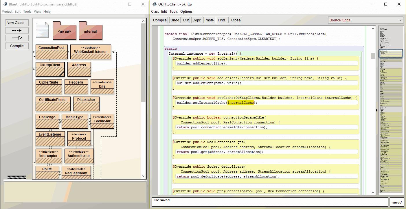 BlueJ Java IDE