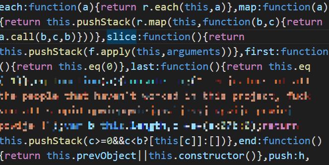 Console.log production builds
