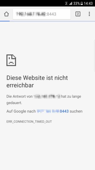 Artyom Sandbox Internal IP LAN Error
