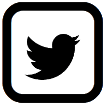 Twitter Icon Font Awesome Stack