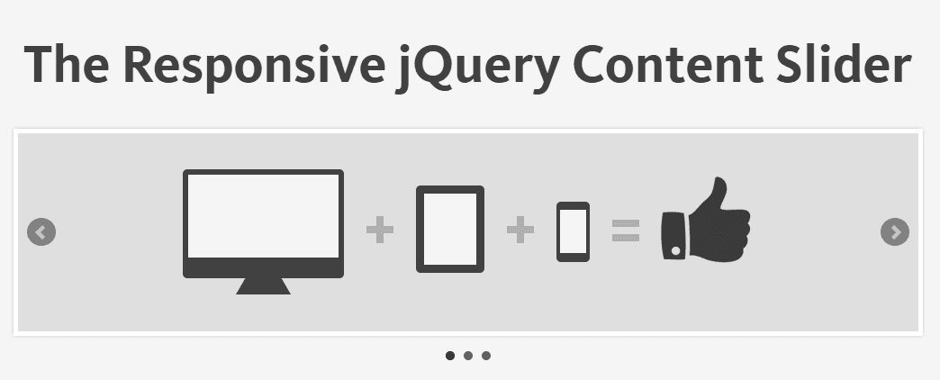 Top 7: Best jQuery Image and Content Sliders Plugins | Our