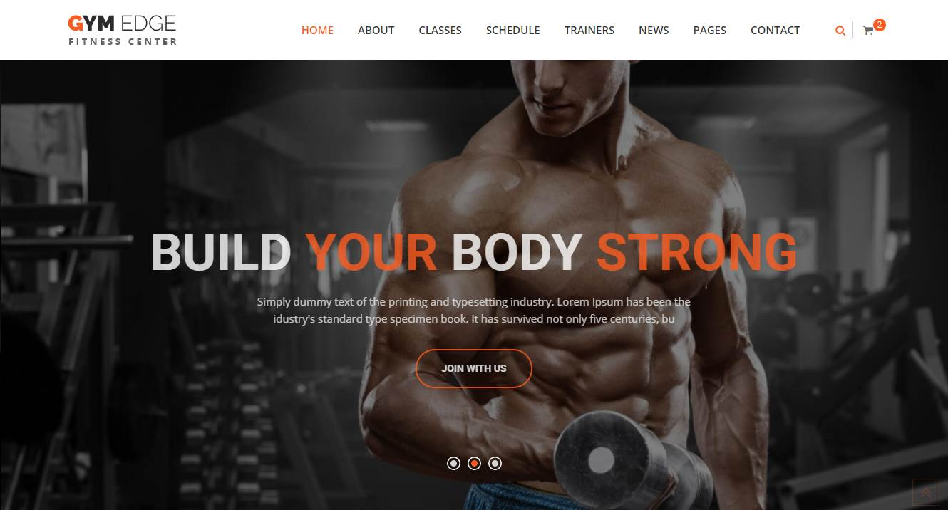 Top 10: Best Premium Gym, Fitness, Sports and Bodybuilding Website ...