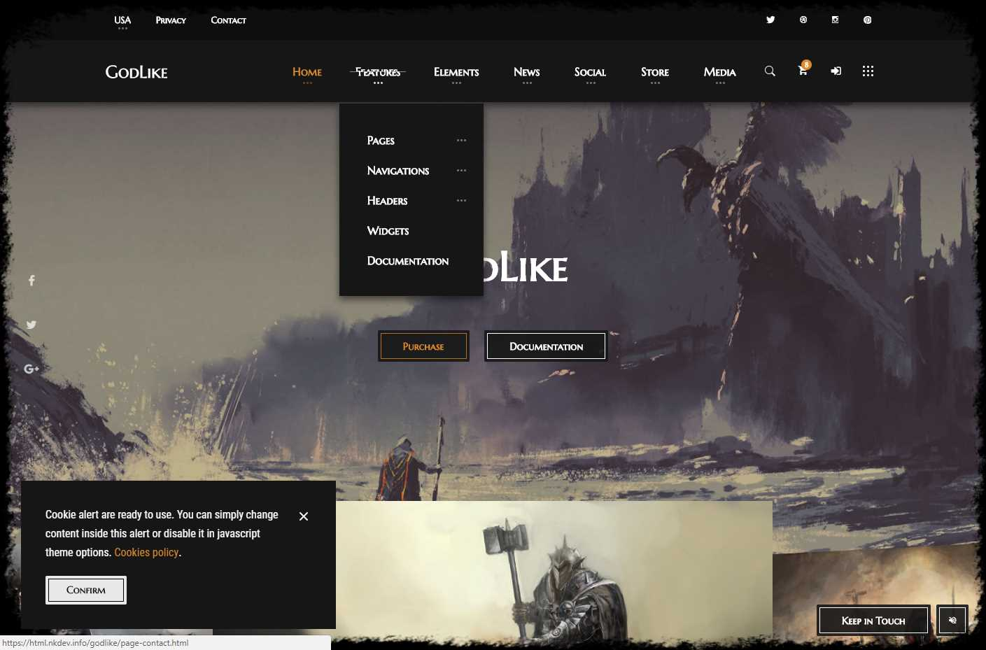 Top 10: Best Premium Gaming Related HTML Templates | Our Code World