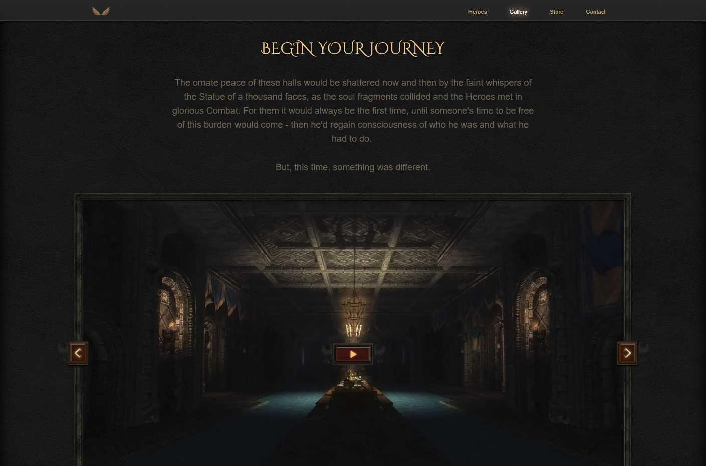 Dragonic Premium Gaming Template