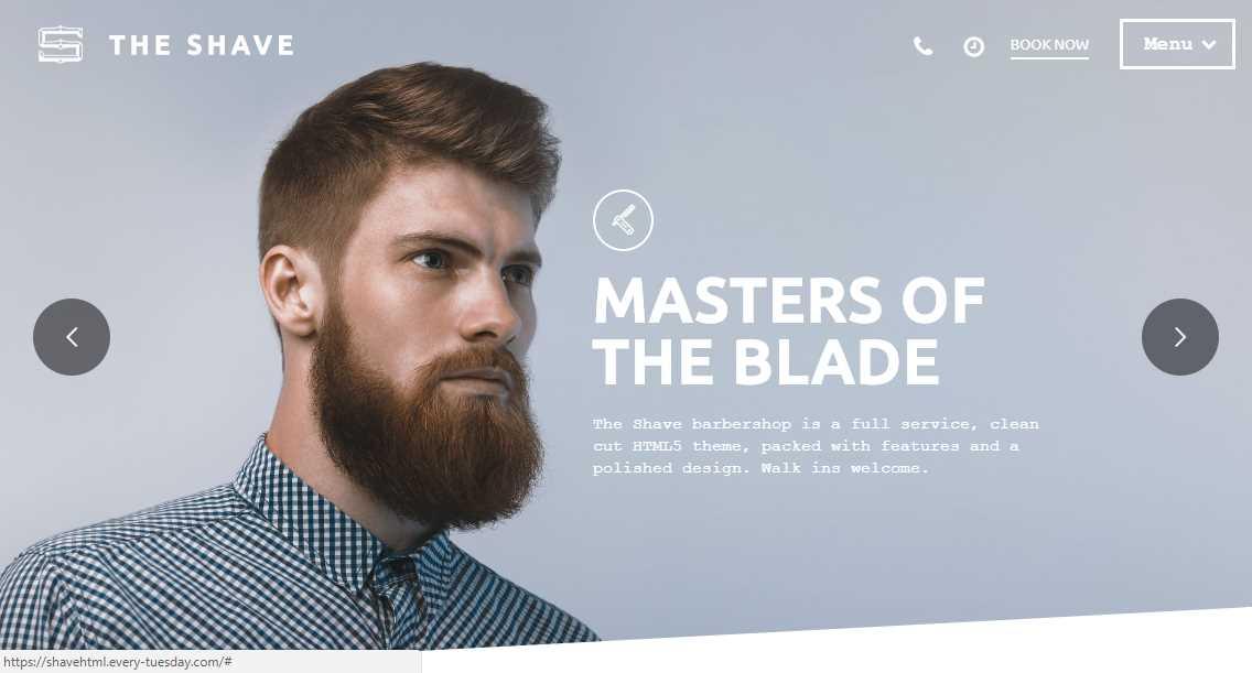The Shave Barber Shop