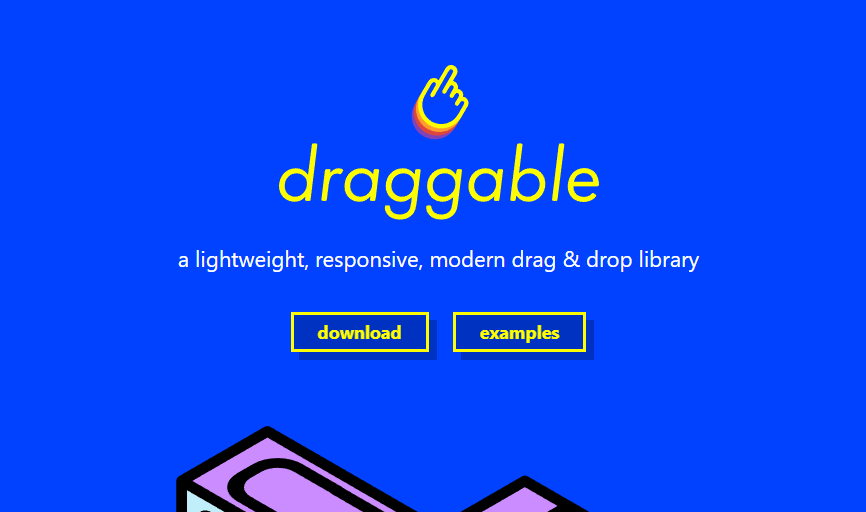 Top 5: Best Draggable JavaScript and jQuery Plugins | Our