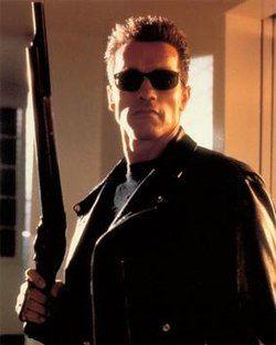 Terminator Parameter Swift