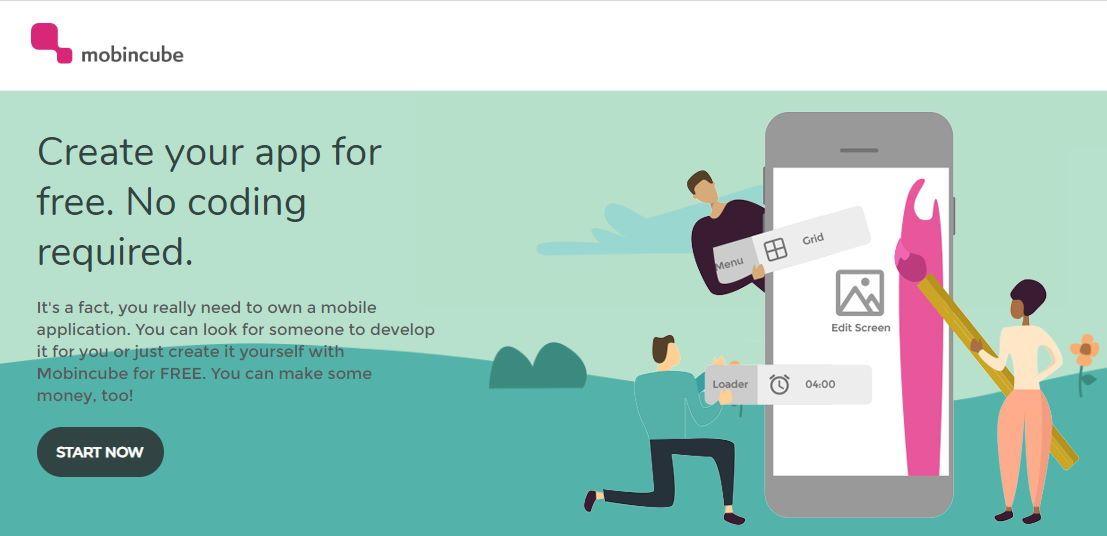 Mobincube App Development Framework