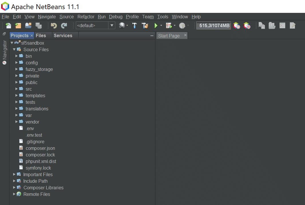 NetBeans 4k Menu Font Size