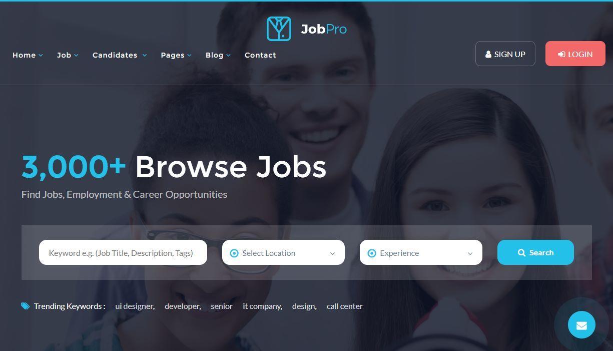 Job Pro Premium Job Board